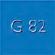 g82 Bright Blue