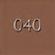 040 Deep Tan