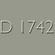 D1742 - Mid Grey