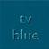 tv blue