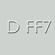 DFF7 - Silver