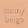 Sunny Beige