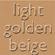 Light Golden Beige
