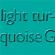 Light Turquoise G