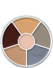 Picture of Kryolan Cream Color Circle - Corpse 30 grm