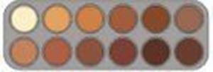 Picture of Grimas Rouge Palette 12 Colours - RH