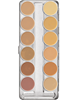 Picture of Dermacolor Creme Palette 12 colours (A) 3ml