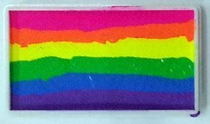 Picture of D'mond FX R'bow Cake 30g - NR7 Neon