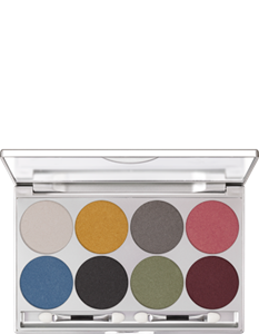 Picture of Kryolan Professional Eyeshadow Set 8 cols - iridescent