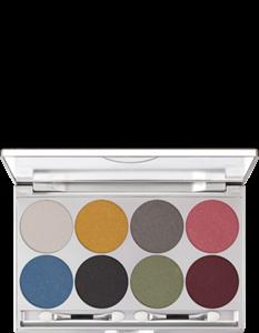 Picture of Kryolan Professional Eyeshadow Set 8 cols - iridescent