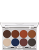 Picture of Kryolan Professional Eyeshadow Set 8 cols - shading