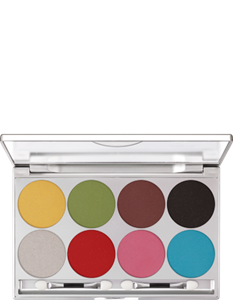 Picture of Kryolan Professional Eyeshadow Set 8 cols - Glitter