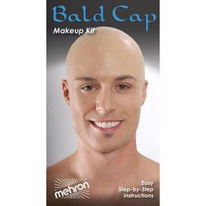 Picture of Mehron Bald Cap Kit