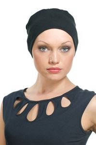 Picture of Hair World - Anna Hat Black, Navy or Cream